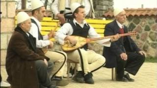 Muzikë Folklorike Xhirim Tek Kulla- Gllogjan - 4