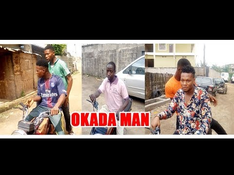 Okada Man (comedy Zone) Episode 1 ( Mark Angel Comedy) (real House Of Comedy)