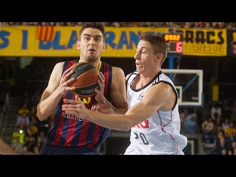 Highlights: Top 16, Round 13 vs. FC Barcelona