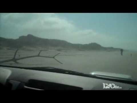 Ilha Comprida pela praia