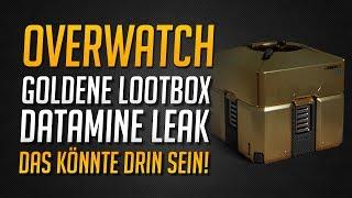 GOLDENE LOOTBOXEN LEAK! | Event 7 Gefunden! Das könnte drin sein! • Overwatch News • HighscoreHeroes