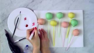 Kawaii Cakes by Juliet Sear - Cakepops