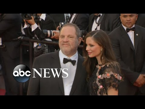 What to know about Harvey Weinstein's wife
