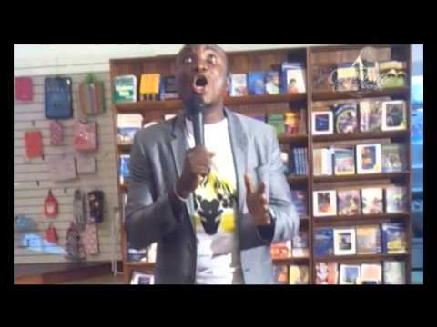 Ghanaian Comedians DKB and David Oscar on #Comedy Bar (CCS Ep 8) @DavidOscar