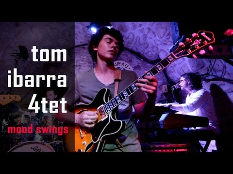 Mood Swings (Mike Stern) by Tom Ibarra quartet – Caveau des Oubliettes – Paris – Tab N.2