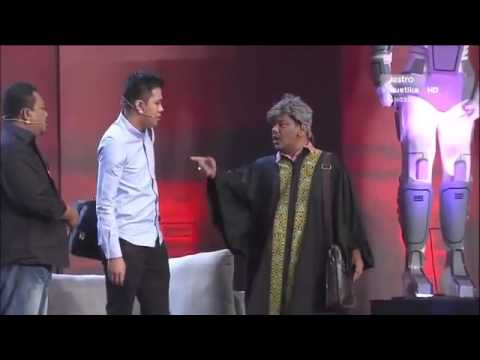 Maharaja Lawak Mega 2013 - Minggu 12 - Persembahan bersama Artis Jemputan - Sepahtu