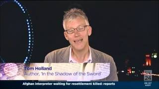 Historian Tom Holland, Author Of In The Shadow Of The Sword, Discusses Islam And The Quran