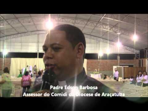 Reportagem do Início da 3ª Experiência Missionária da Sub-Região Botucatu em Guaraçaí