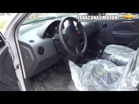 chevrolet Aveo Family 2012 al 2013 interior precio colombia bogota