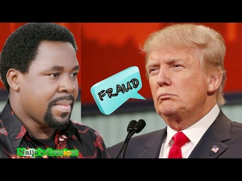 T.B Joshua False Prophets On American Election Fails