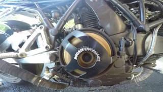 5. 1999 Naked Ducati 900ss (Dry Clutch Sound)