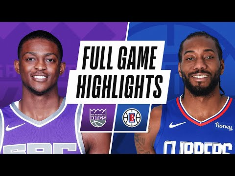 Video: KINGS at CLIPPERS | FULL GAME HIGHLIGHTS | February 7, 2021