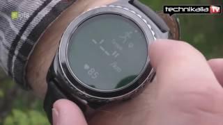 Samsung Gear S2 elegancki smartwatch