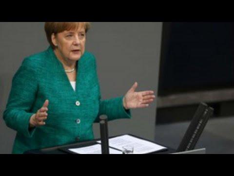 Μέρκελ:«Καθοριστική για το μέλλον της Ε.Ε. η μεταναστευτική πολιτική»  …