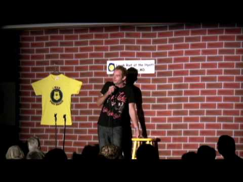 Erik Myers, Stand-up Comedian - Fighting Addiction, Drugs, rock-bottoms 11/07/2009