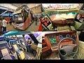 Inilah Interior Mewah Bus Adiputro Jetbus Setra SHD Scania Opticruise milik PO Pandawa