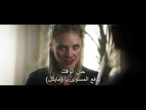مشهد قتال روعه من فيلم accident man
