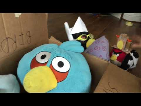 Angry Birds Epic Plush Episode 6: The Blues Are Back!!