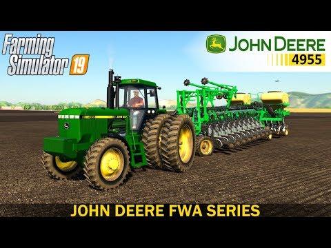 John Deere Fwa series v1.0.0.0