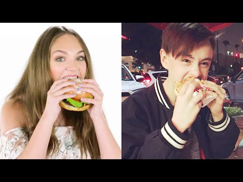 Maddie Ziegler, Jacob Tremblay & Jaeden Lieberher Recreate Their Instagram Posts | Teen Vogue