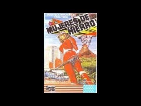 Mujeres de hierro - Castellano - 1975