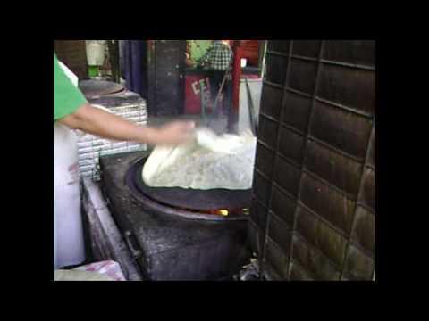 Tortillas Sobaqueras y Burros Sonorenses