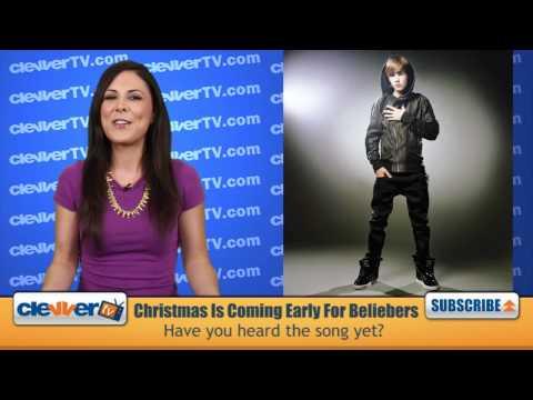 Justin Bieber's 'Mistletoe' Debut & Behind-The-Scenes Video