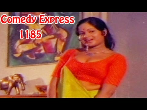 Comedy Express 1185 || Back to Back || Telugu Comedy Scenes