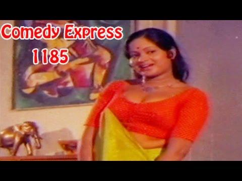 Comedy Express 1185 || Back to Back || Telugu Comedy Scenes