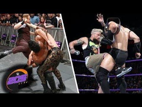 WWE 205 Live 19th September 2017 Highlights - WWE 205 Live 9/19/17 Highlights