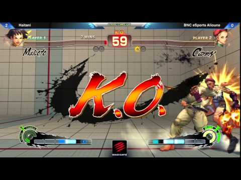 Super Street Fighter 4 - Watch the best plays from the 2013 Capcom Cup Super Street Fighter IV AE tournament. Visit us for more esports coverage at http://www.esfiworld.com Like us o...