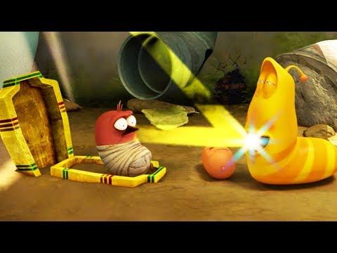 LARVA - ACIENT MUMMY | Cartoon Movie | Cartoons For Children | Larva Cartoon | LARVA Official