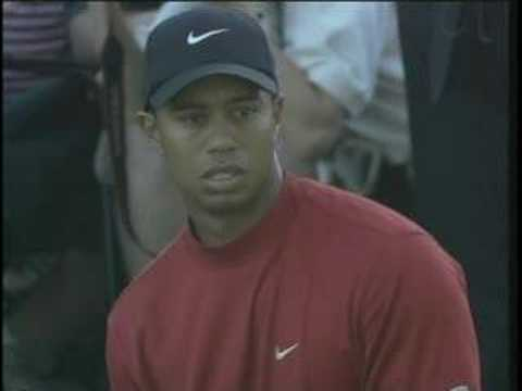 Tiger Woods- Best shot ever played?