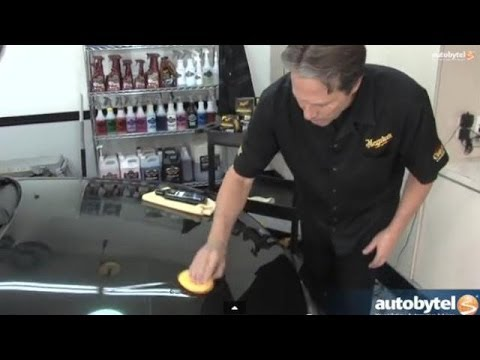 How to Wax a Car — Meguiar's Car Care Series Step 4 of 5