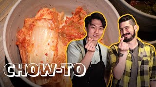 Kimchi Anything! How to Make Kimchi | CHOW-TO by Chowhound