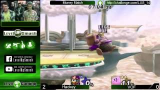Dededecide: LevelUpSmash – Project M Tourney -Money Match