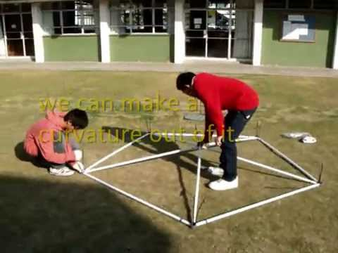 Construction Video of Geodesic Dome @ DBS