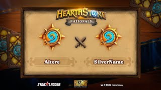 Altere vs SilverName, game 1