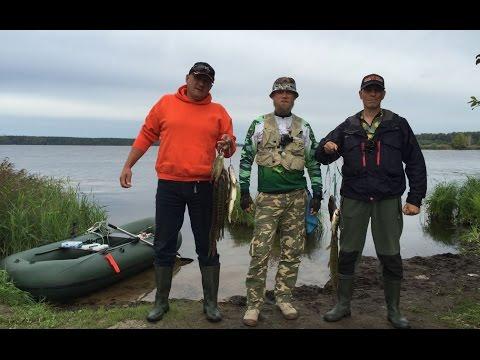 Рыбалка с друзьями в Десногорске - Тестирую Black Hole SWIFT 7 - 21 g