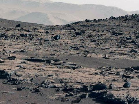Amazing Mars Anomalies◄ NASA Image◄ Sol 610◄ Strange Alien Objects Structures And Figures★★★