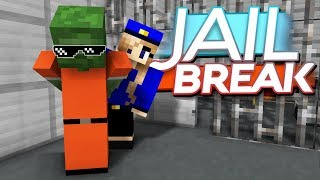 Video Monster School : JAILBREAK CHALLENGE - Minecraft Animation MP3, 3GP, MP4, WEBM, AVI, FLV Agustus 2018