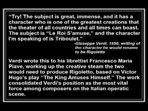 Rigoletto 1971: #1 Prelude. Giuseppe Verdi, Richard Bonynge (libretto by Francesco Maria Piave)