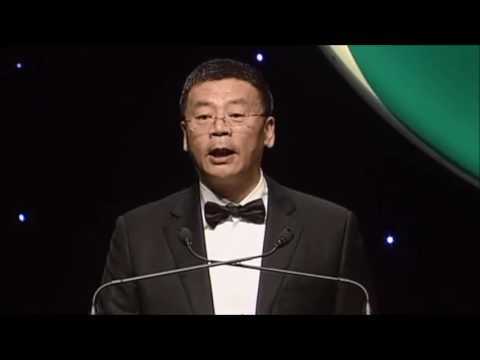 2013 Ethnic Business Awards Champion of Champions – Sponsor Speech – Henry He – China Southern Airlines