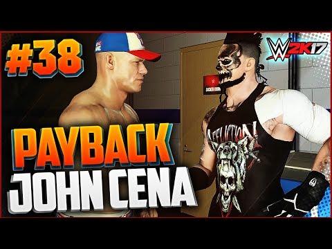 WWE 2K17 ПРОХОЖДЕНИЕ КАРЬЕРЫ #38 - PAYBACK