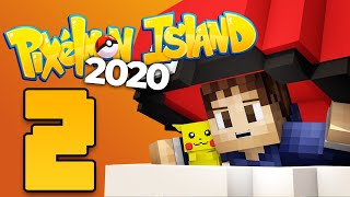 Pixelmon Island UHC 2020 #2  - Reunited with THE PACK
