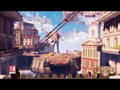Dwie wizyty w podwodnym mieście Rapture i jedna w latającej Columbii. Ale tym razem w odświeżonych wersjach, czyli zwiastun BioShock: The Collection