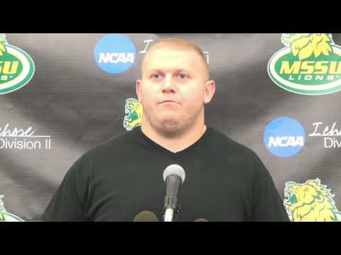 Austin Wolfe Press Conference Week 9