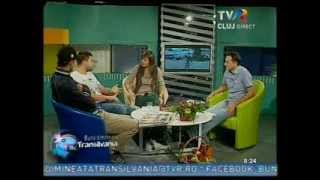 Trupa Personal @ Buna Dimineata Transilvania - TVR Cluj (10.10.2012)