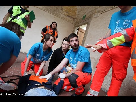 YouTube Video - #meetanpas 2015: le gare di soccorso dei giovani e giovanissimi soccorritori al 15� meeting Anpas