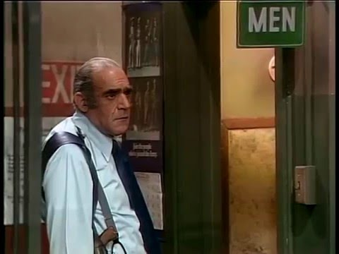 Abe Vigoda as Fish at His Funniest [VIDEO]